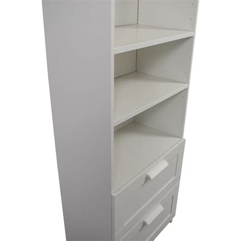 Bookcase With Storage by 44 Ikea Ikea Brimnes White Bookcase With Two