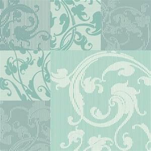 "The Wallpaper Company Papier Peint 20.5"" Bleu avec ..."