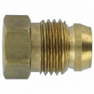 International Farmall Fuel Line Fitting 5  16 Use With 29902dx