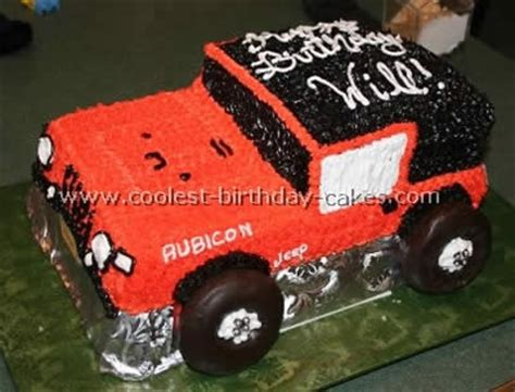 jeep logo cake web 39 s largest gallery of homemade birthday cakes
