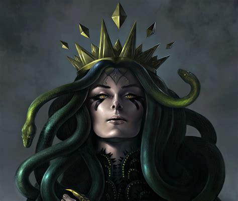 Medusa - Fantasy Photo (39648030) - Fanpop