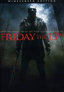 Friday the 13th 2009 DVD