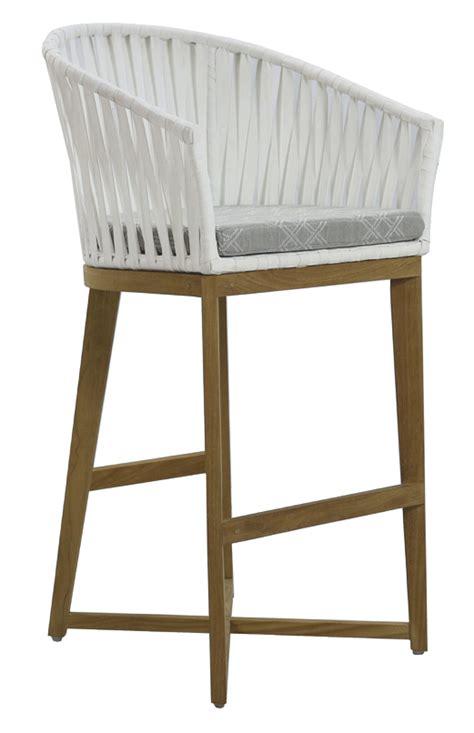 canvas teak bar chair ard outdoor toronto