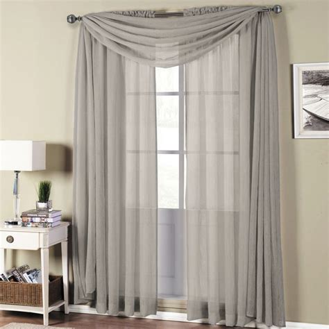 1000 ideas about tulle curtains on window
