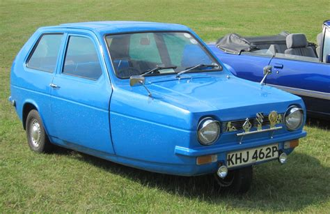 reliant robin if you could have any terrible car in gta v what would