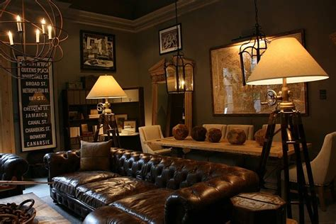 Whisky Zimmer Einrichten by Junggesellenstil Wohnungsstil Herrenzimmer