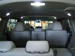2011-2017 Honda Odyssey Led Interior Lighting Kit