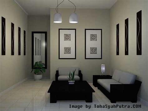 warna cat interior rumah minimalis   rumah