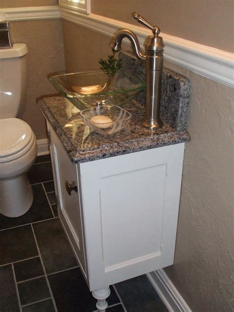vanity bowl sink importance of powder room vanities darbylanefurniture