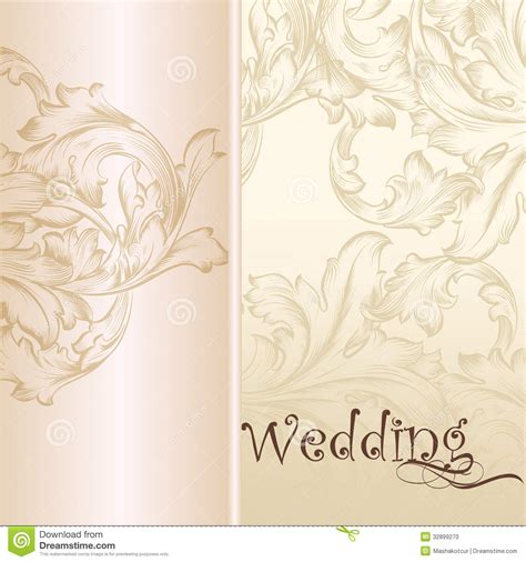 wedding vector pastel background  design stock photo