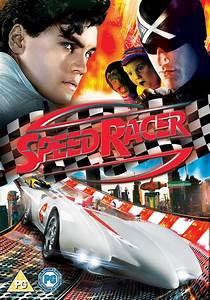 Horror Chart Speed Racer Dvd Zavvi