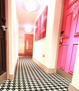 Farben Für Wände Ideen : 1001 ideen f r wandgestaltung flur helle t ne vergr ern optisch den flur ~ Markanthonyermac.com Haus und Dekorationen