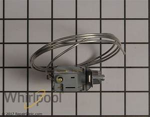 Temperature Control Thermostat Wp2198202