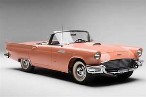 1957 Thunderbird E Code