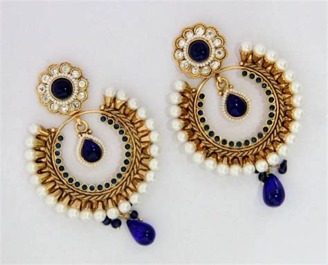 earing model new earrings collections by mariam sikandar