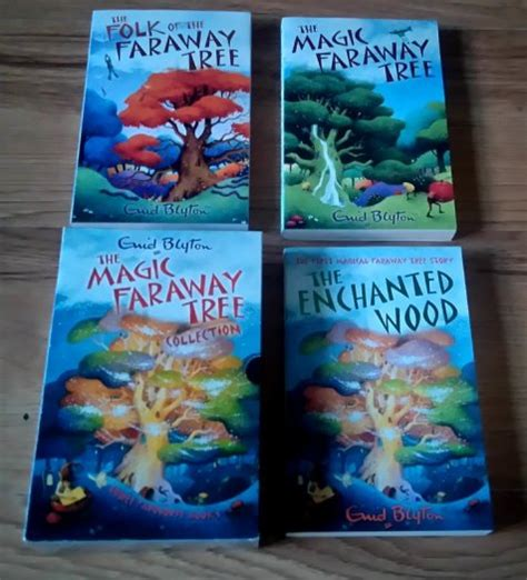 enid blyton the magic faraway tree box set childrens books collection new for sale in dublin 4