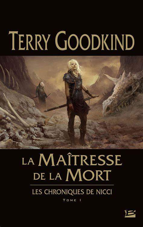 La Morte In by Bragelonne Fr Terry Goodkind La Ma 238 Tresse De La Mort