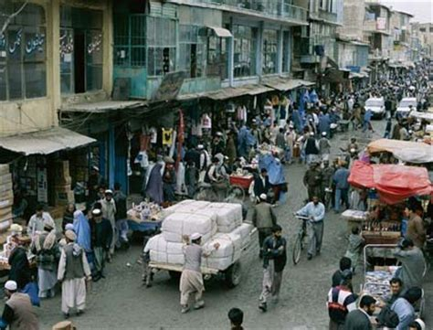 Afghanistan's Urban Crisis Needs to be Addressed - The ...