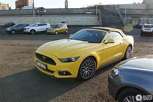 Ford Mustang GT Convertible 2015 - 29 January 2017 - Autogespot