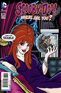 Coer Page Scooby Doo Where Are You Vol 1 38 Dc Database Fandom