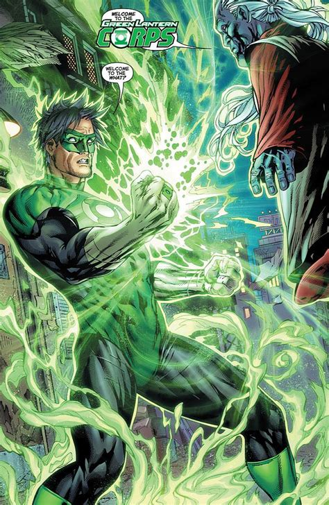 picture of green lantern kyle rayner