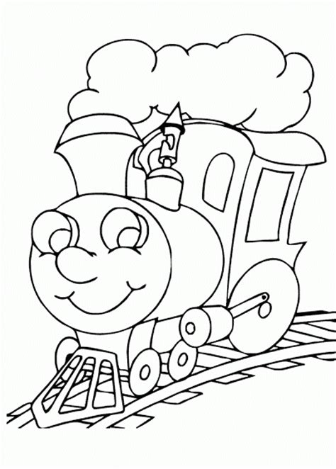 kereta vellfire warna hitam mewarnai gambar kereta api versi kartun contoh anak paud