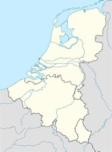 Sind Benelux Staaten by File Benelux Location Map Svg Wikimedia Commons