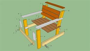 Outdoor, Chair, Plans