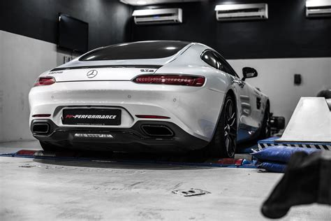 mercedes amg gt   gain  hp  pp performance