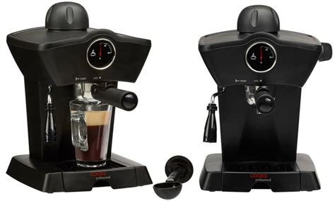 Espresso Machine Groupon by Cooks Professional Espresso Machine Groupon