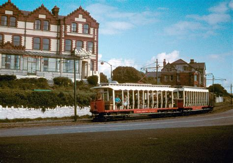 Passing The Douglas Bay Hotel In 1961 © Dr Neil Clifton