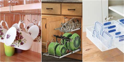 12 Kitchen Cabinet Organization Ideas