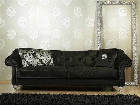 veneta cuscini aris divano 8550l divanetto classico salotto idfdesign