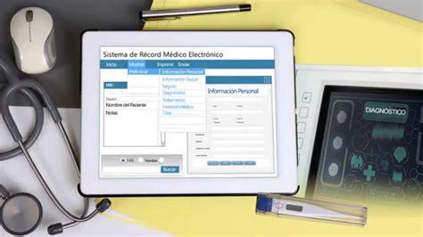 record medico electronico youtube