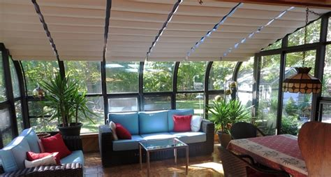 Sunroom Shades by Sunroom Shades And Solarium Shades By Thermal Designs Inc