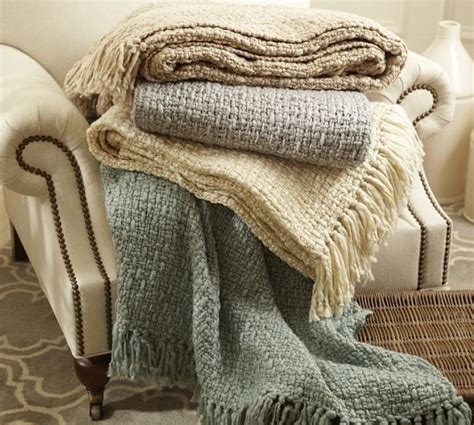 pottery barn throws pottery barn cozy throw blankets for 19 shipped
