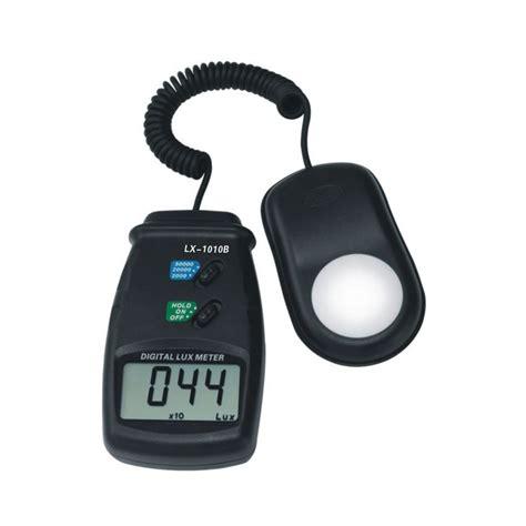 Lux Light Meter by Lx1010b Digital Lux Meter