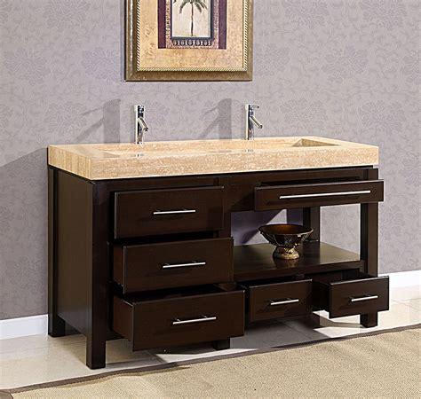 designer bathroom vanity cabinets bathroom vanities with trough sink modern double
