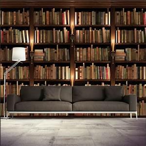 Grande Bibliothèque Murale : grande biblioth que murale 6 id es de d coration ~ Teatrodelosmanantiales.com Idées de Décoration