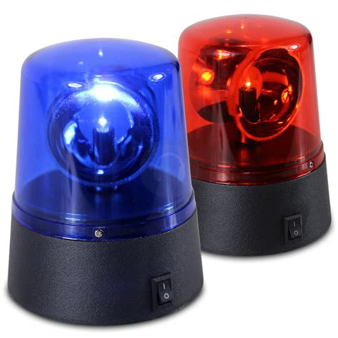 police lights for sale ebay ibiza red and blue police siren lights with rotating ls