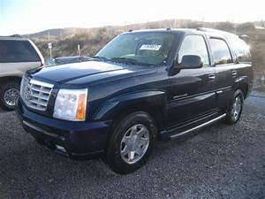 2004 Cadillac Escalade 6 0l V8