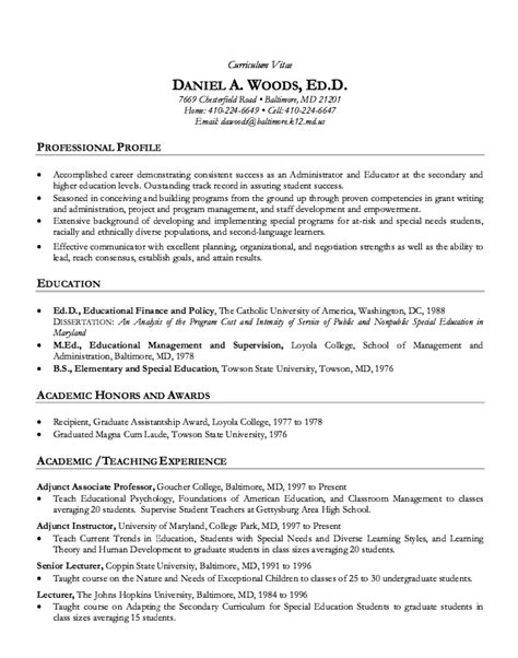 Convert Academic C V To Resume by Pin By Ririn Nazza On Free Resume Sle Cv Resume