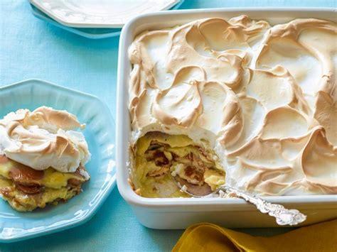 southern banana pudding recipe food network kitchen