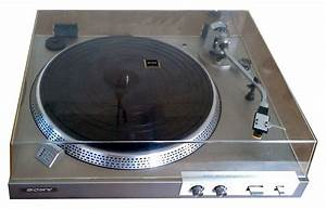 Sony Ps-212 - Manual - Direct-drive Turntable