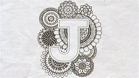Click the file in the upload image window to select it. Mandala svg, svg files for cricut, Letter J, zentangle svg ...