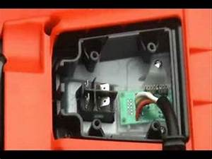 Replacing The On-off Switch On The Husky 1800s