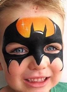 Batman Face Paint | www.pixshark.com - Images Galleries ...