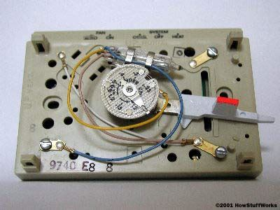 inner workings thermostat controls howstuffworks