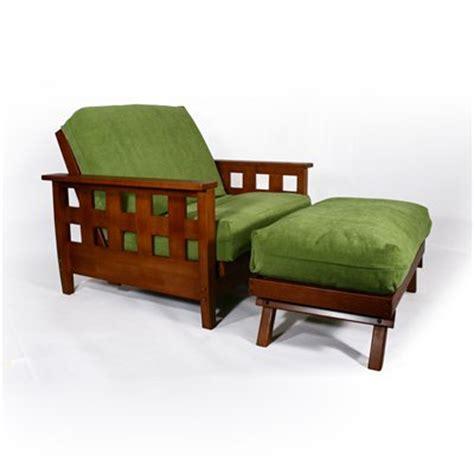 double size chair with ottoman lambton twin chair ottoman wall hugger futon frame