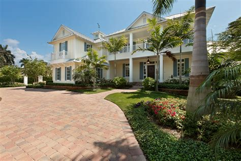 west indies style home weber design group  naples palm beach fl architects